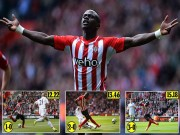 Bóng đá Ngoại hạng Anh - Lên cơn sốt với hat-trick nhanh nhất lịch sử NHA