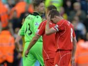 Bóng đá - Gerrard cay đắng trong ngày chia tay Anfield