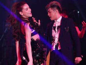 Ca nhạc - MTV - Hà Hồ tình tứ Noo Phước Thịnh khiến fan phấn khích