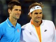 Tennis - TRỰC TIẾP Djokovic - Federer: Nhanh hơn dự kiến (KT)