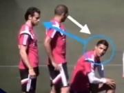 Bóng đá - Nghi án: Ronaldo lườm nguýt, chửi thầm Bale
