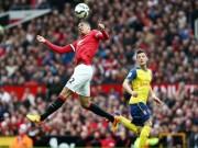 Bóng đá Ngoại hạng Anh - MU - Arsenal: Dấu ấn chiến thuật