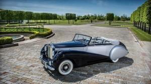 """Xe xịn - Hàng """"độc"""" Rolls-Royce Dawn được công bố"""