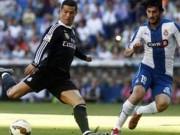 Bóng đá - Espanyol - Real: Ronaldo rực sáng