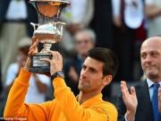 Thể thao - Federer bình thản nhận thất bại trước Djokovic