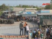 Video An ninh - Khởi tố vụ dân chặn xe quốc lộ 1A tại Bình Thuận