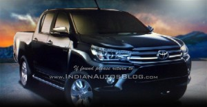 Tin tức ô tô - xe máy - Toyota Hilux Revo 2016 sắp trình làng
