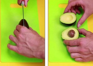 Ẩm thực - Clip: Mẹo cắt bơ siêu tốc