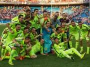 Bóng đá - Tiêu điểm Liga V37: Nụ cười Messi, nỗi buồn Ronaldo