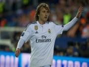 Bóng đá - Tin HOT tối 18/5: Real trắng tay vì Modric