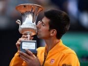 Tennis - Vô địch liền 7 giải lớn: Dưới gót chân Nole