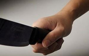 An ninh Xã hội - Lén lấy dao ở tiệm phở, quay lại chém 2 CSGT nhập viện