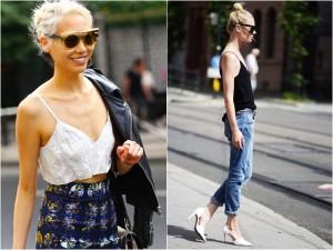 Thời trang - 4 cách để diện áo hai dây quyến rũ ngày hè