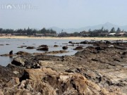 Du lịch Việt Nam - Đẹp hoang sơ ghềnh đá biển Rạng trên đất Quảng