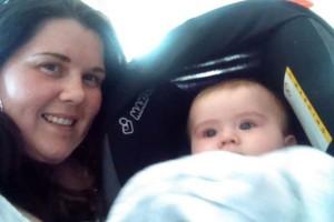 Bạn trẻ - Cuộc sống - Bản năng giúp bà mẹ trẻ cứu sống con trai