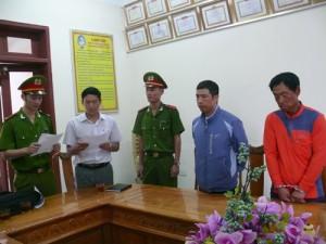 Tin tức Việt Nam - Vụ sập giàn giáo Formosa: Bắt 2 người Hàn Quốc
