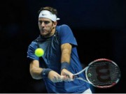 Thể thao - Tin HOT 19/5: Del Potro rút lui khỏi Roland Garros
