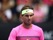 Tennis - Nỗi lo thêm trầm trọng với Nadal