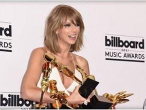 Taylor Swift thống trị Lễ trao giải âm nhạc Billboard 2015