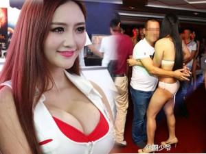 Trung Quốc ra lệnh phạt nặng người mẫu mặc hở hang
