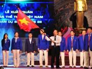 SEA Games 28 - Tưng bừng lễ xuất quân đoàn TTVN tham dự SEA Games 28