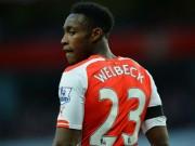 Bóng đá - Vấn đề của Arsenal: Khi Welbeck ngày càng vô dụng