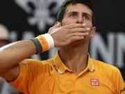 Tennis - Djokovic đã là Mr. Hoàn Hảo