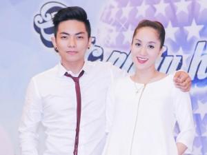 Ca nhạc - MTV - Phan Hiển, Khánh Thi thân mật trước ống kính