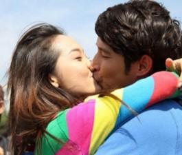 Phim - Những nụ hôn nóng bỏng của Minh Hằng trên màn ảnh