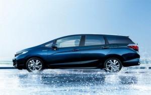 Tư vấn - Honda Shuttle MPV 2015 giá 300 triệu đồng hợp cho gia đình