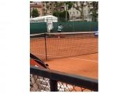Tennis - Hoàng Nam thẳng tiến vòng 3 giải đất nện Italia