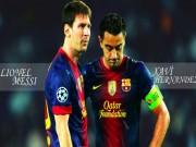 Ngôi sao bóng đá - Messi vĩ đại tại Barca: Phải cảm ơn Xavi