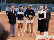 Tennis - Những huyền thoại thống trị sân đất nện trước thời Nadal