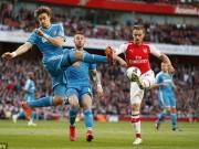 Bóng đá Ngoại hạng Anh - TRỰC TIẾP Arsenal - Sunderland: Bất lực (KT)