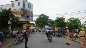 An ninh Xã hội - Truy bắt kẻ phóng hỏa đốt nhà, đâm 2 người thương vong