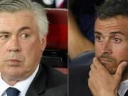 Bóng đá Tây Ban Nha - SỐC: Barca nhắm Ancelotti thay Luis Enrique