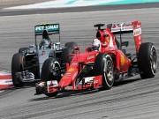 Đua xe F1 - Tiếp tục gói nâng cấp, Ferrari quyết cản Mercedes