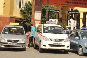 Thị trường - Tiêu dùng - Các hãng taxi đồng loạt tăng giá cước