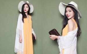 Thời trang bốn mùa - Mách bạn gái chọn mua áo khoác kimono đẹp và rẻ