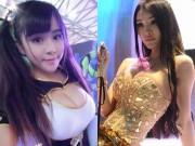 Giới trẻ - TQ: Cấm mẫu game mặc áo hở ngực quá 2cm