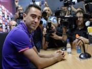 """Bóng đá - Xavi từ giã Barca: """"Tôi sắp đi tới đoạn kết có hậu"""""""