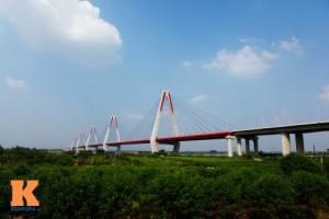 Tin tức Việt Nam - HN nghiên cứu làm đường nối cầu Nhật Tân - đường Thanh Niên