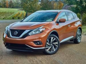 Ô tô - Xe máy - Ngắm Nissan Murano Hybrid siêu tiết kiệm nhiên liệu