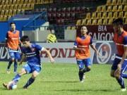Bóng đá - Công Phượng, Văn Toàn quyết ghi bàn vào lưới U23 Myanmar