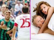 Bóng đá - Milan thua trận vô tình giúp CĐV phát hiện vợ ngoại tình