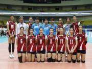SEA Games 28 - Tuyển bóng chuyền nữ VN thi đấu ấn tượng