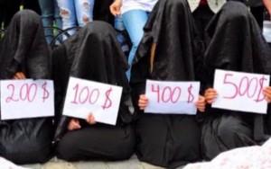 Thế giới - IS bán đấu giá trinh nữ