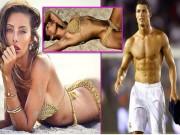 Ngôi sao bóng đá - SAO 360 độ: Quên Irina, Ronaldo có bạn gái mới