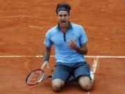 Thể thao - Roland Garros, Federer: Tô thêm những kỷ lục