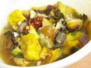 Ẩm thực - Tuyệt chiêu cho món ốc nấu chuối đậu ngon khó cưỡng